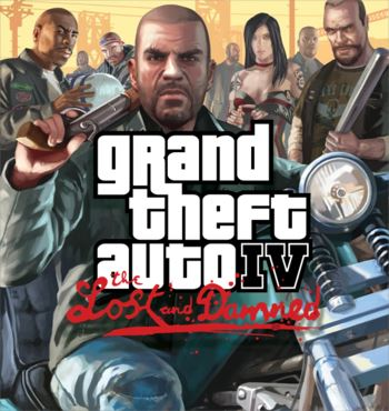 GTA 4 The Lost and Damned 001 » Ich will mein Bike «