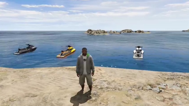 GTA 5 iCEnhancer Grafik Mod – Trailer – YouTube