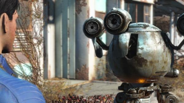 Fallout 4 Preview (PC) – Neue Infos zu Romanzen und Kämpfen – GameStar