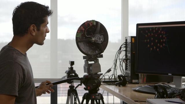 Oculus Touch: So entstand der ungewöhnliche VR-Controller