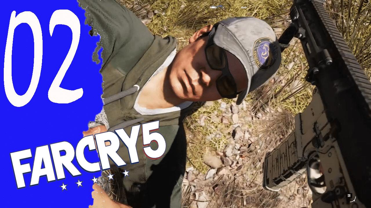 Eine Bruchlandung ist kein Todesurteil «» Far Cry 5 #002