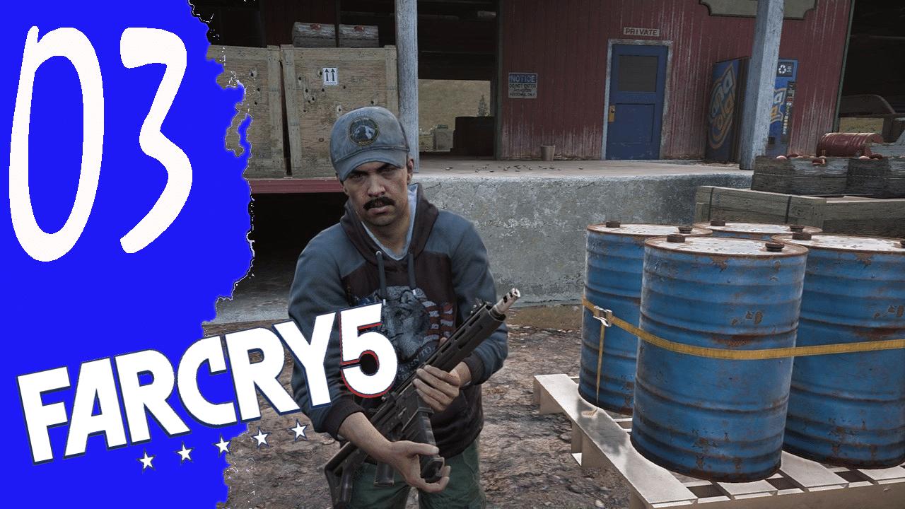 Ich geh angeln «» Far Cry 5 #003