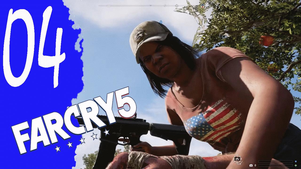 Teamwork ist der halbe Sieg «» Far Cry 5 #004