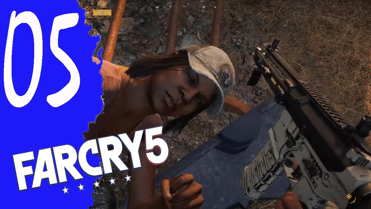 Eingesperrt in der Garage «» Far Cry 5 #005 Walkthrough Ohne Kommentar