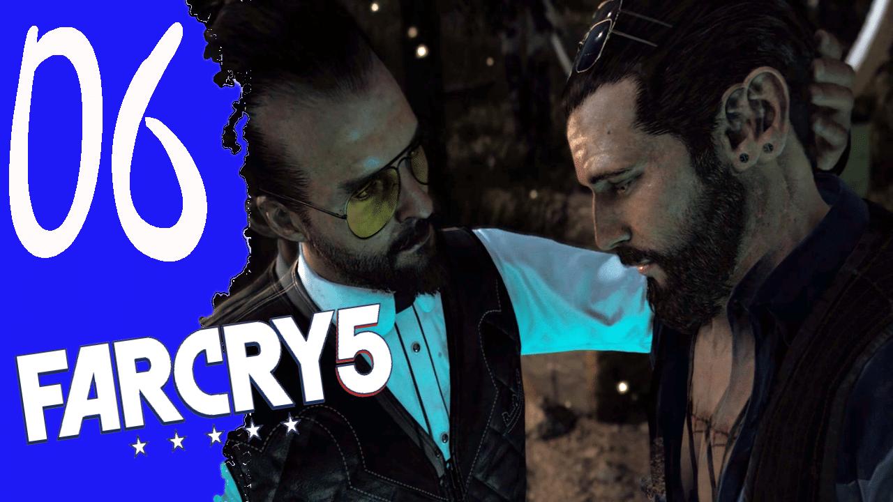 Die Sekte hat mich … «» Far Cry 5 #006 Walkthrough Ohne Kommentar