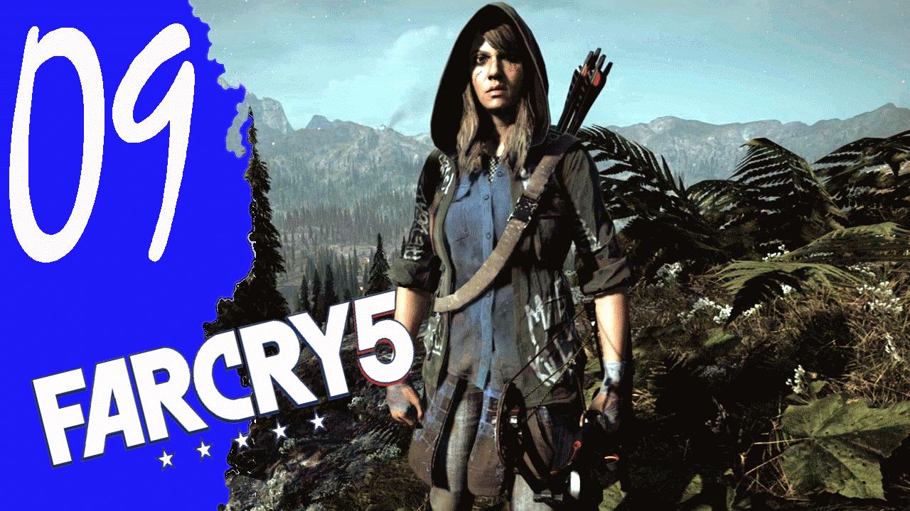 Eine neue Partnerin? «» Far Cry 5 #009 Walkthrough Ohne Kommentar
