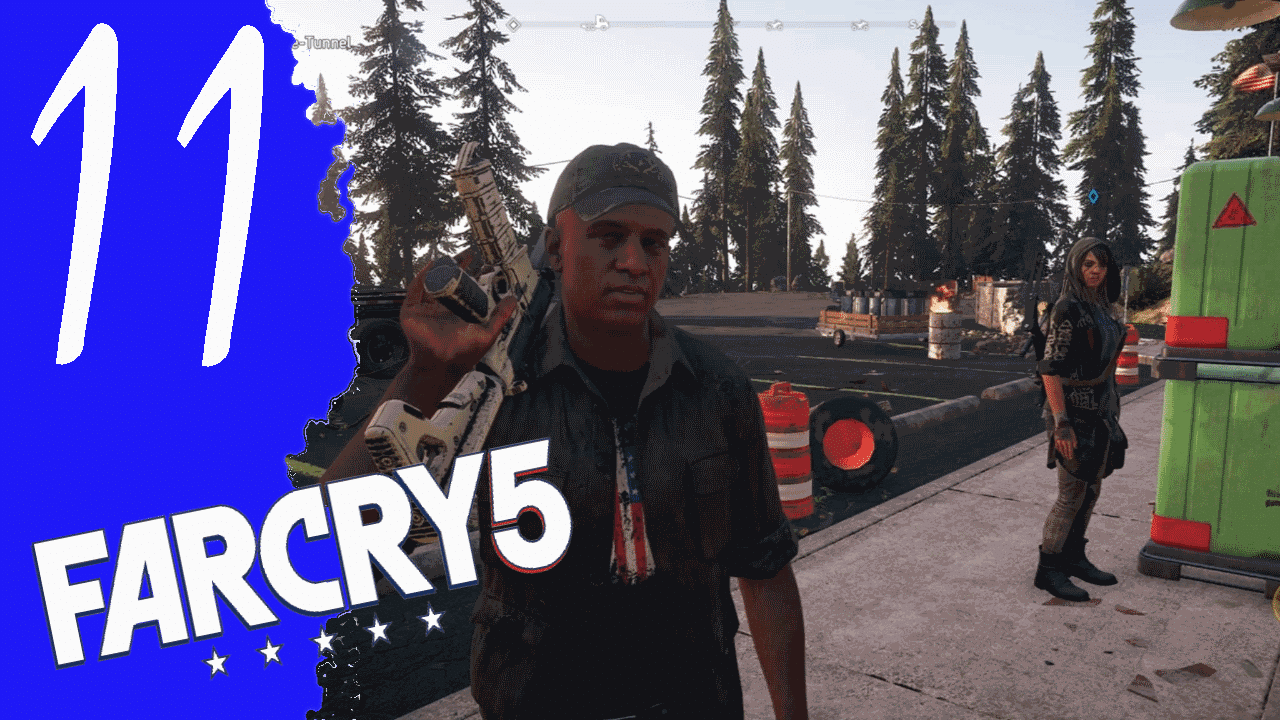 Bug Der besetzte Hawkeye Tunnel «» Far Cry 5 #011 Walkthrough Ohne Kommentar