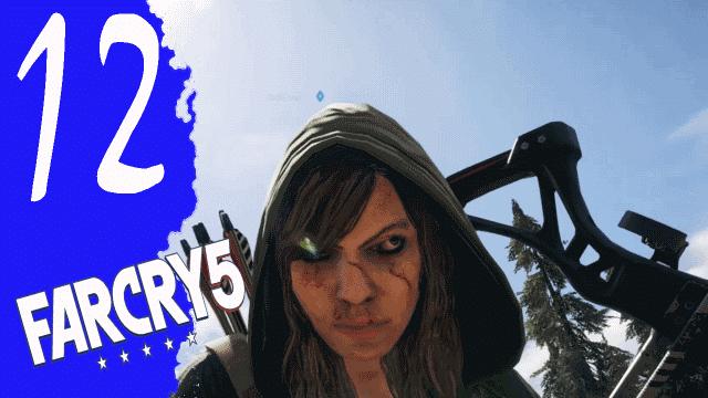Bug LKW fährt gegen Tankstelle «» Far Cry 5 #012 Walkthrough Ohne Kommentar