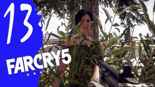 Die Frau im Busch «» Far Cry 5 #013 Walkthrough Ohne Kommentar