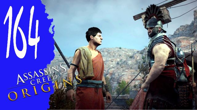 Dieser patzige Ingenieur beim Kyrenaika Aquädukt «» Assassin's Creed Origins #164