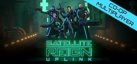Satellite Reign cover