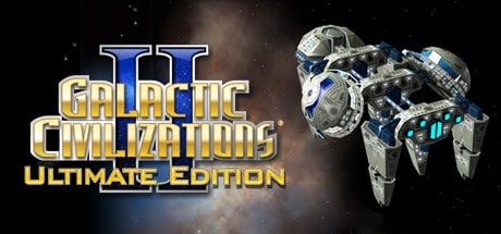 Galactic Civilizations II Ultimate Edition Cover
