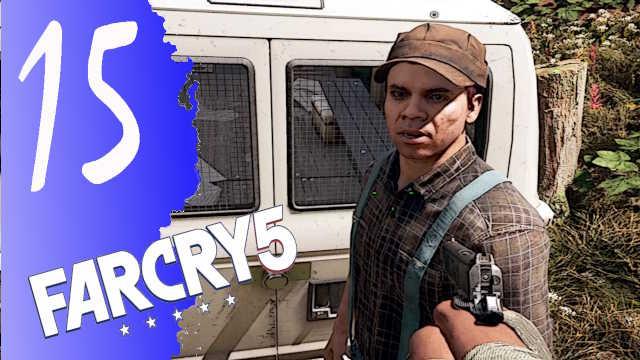 Die fahren mit unserem Kram weg «» Far Cry 5 #015 Walkthrough
