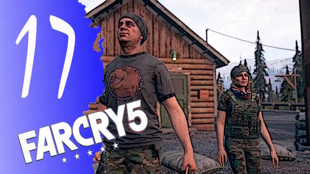 Befreiung des Außenpostens  «» Far Cry 5 #017 Walkthrough