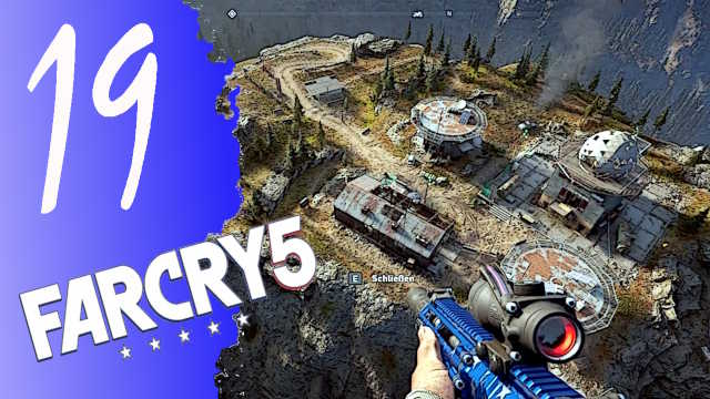 Mit Heli wäre es schöner «» Far Cry 5 #019 Walkthrough