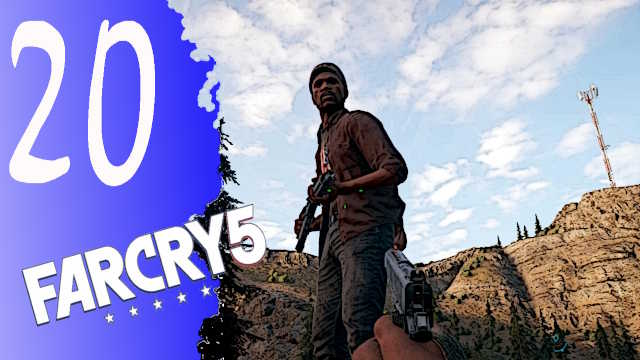 Was stimmt da jetzt nicht «» Far Cry 5 #020 Walkthrough
