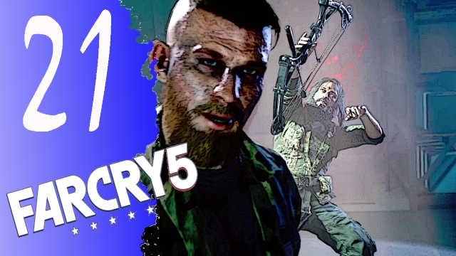 Bosskampf Jacob Seed «» Far Cry 5 #021 Walkthrough