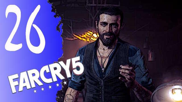 Und Schmerz und Schmerz «» Far Cry 5 #026 Walkthrough