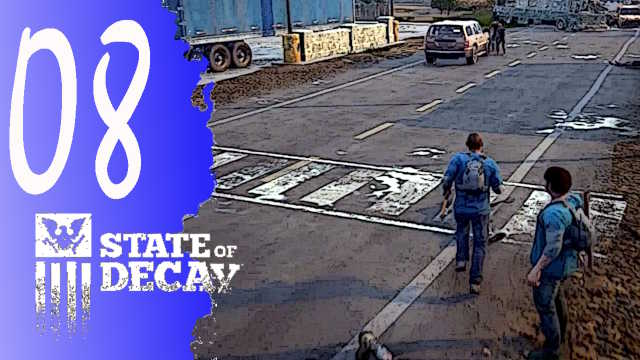 Der Heustall «» State of Decay 2  #008