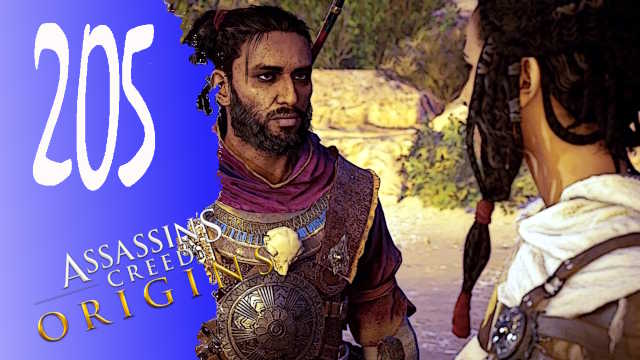 Zerbrochene Liebe «» Assassin's Creed Origins #205