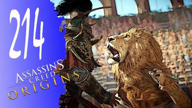 70 Minuten Arena Kämpfe «» Assassin's Creed Origins #214