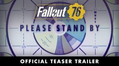 Fallout 76 erster Trailer und erste Infos
